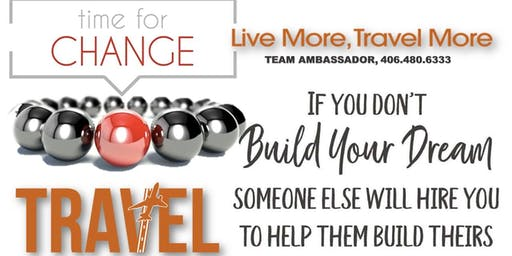 Akron-Canton/Become a Travel Business Owner/No experience necessary