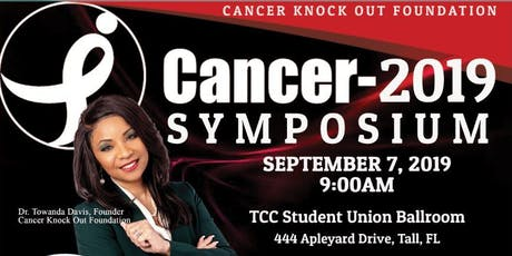 2019 CANCER SYMPOSIUM tickets