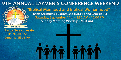 9th Annual Laymen's Conference