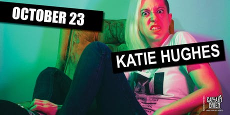 Comedian Katie Hughes Live In Naples, FL Off the hook comedy club tickets
