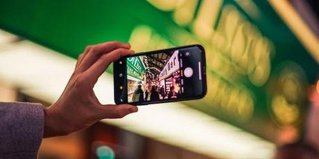 HOW TO TAKE PROFESSIONAL PRODUCT PICTURES USING YOUR SMARTPHONE tickets