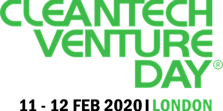 Cleantech Venture Day 2020 tickets