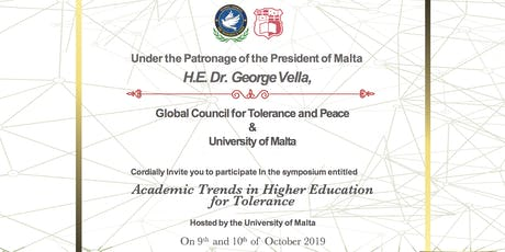 Academic Trends in Higher Education for Tolerance tickets