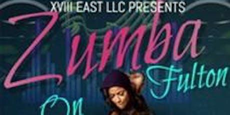 Zumba at XVIII East tickets
