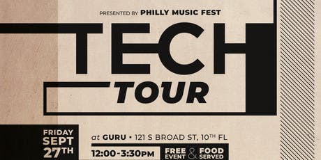 Tech Tour 2019 tickets