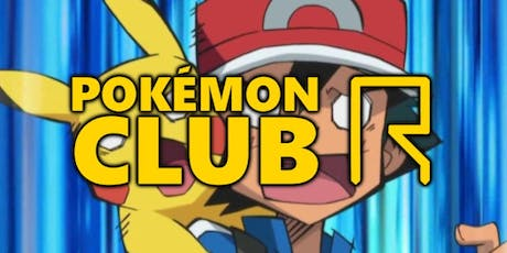 Pokémon Club: Meet Trade Play tickets