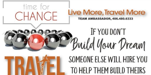CLEVELAND/LIFE CHANGING SUNDAY/Become a Travel Business Owner, No experience Necessary