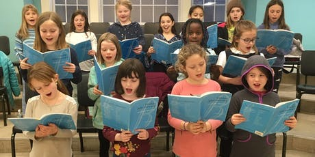 Auditions for the Boy Singers and Girl Singers of Maine tickets