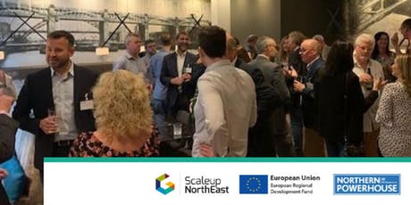 Scaleup North East September Social tickets