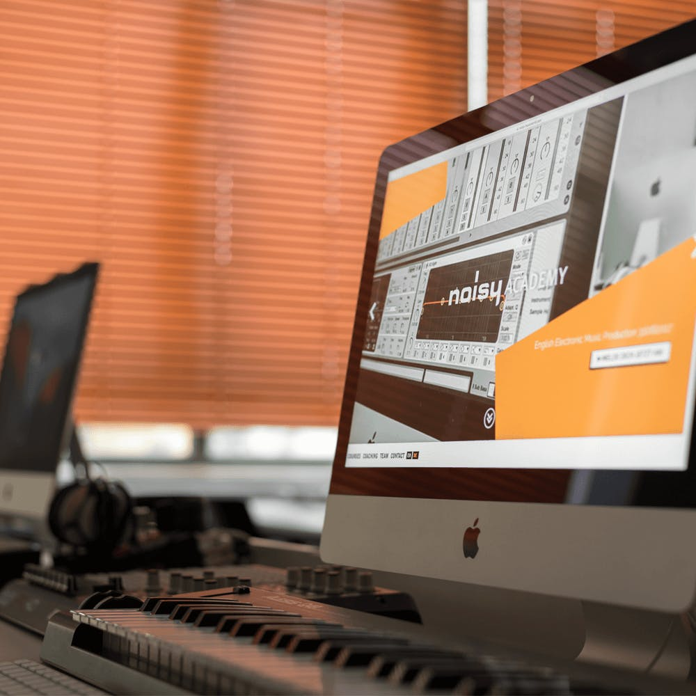 English Electronic Music Production Intensive Course - Beginner