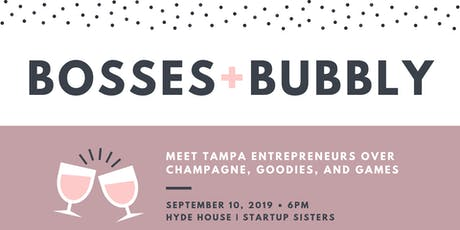 Startup Sisters Presents Bubbly Boss Bingo ⚡ A Super Business Woman Social tickets
