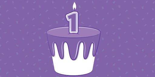 Lolli's 1st Birthday Bash — Durham, NC