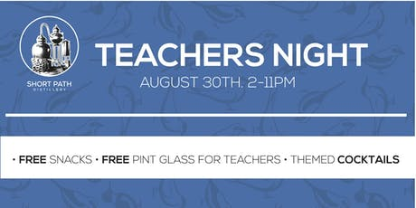 Teachers Night tickets