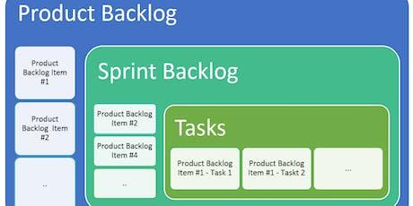 Construindo um product backlog passo a passo  ONLINE ao vivo - Outubro/2019 ingressos