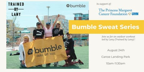 Bumble Presents: Summer Sweat Series tickets