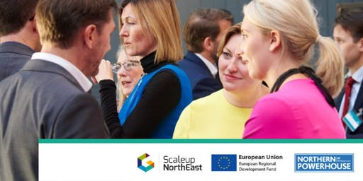 Talent and Skills for Scaleup - Scaleup North East Insights Workshop