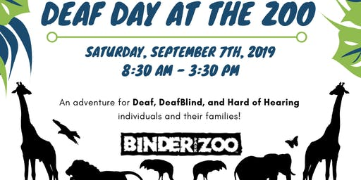 Deaf Day at the Zoo