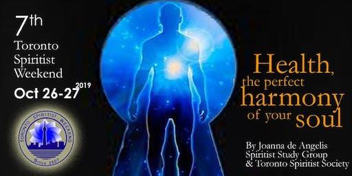 7th Toronto Spiritist Weekend