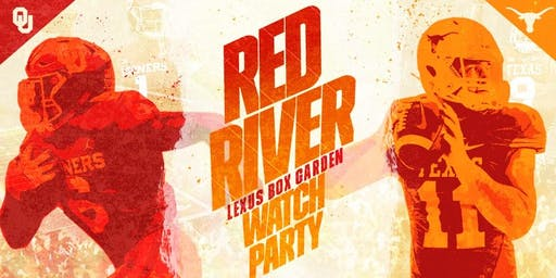 Texas vs. Oklahoma: Red River Watch Party