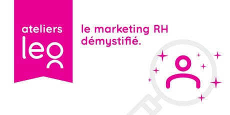 Le marketing RH démystifié - Sherbrooke tickets