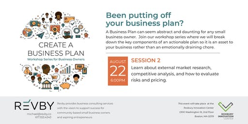 Been putting off your business plan?