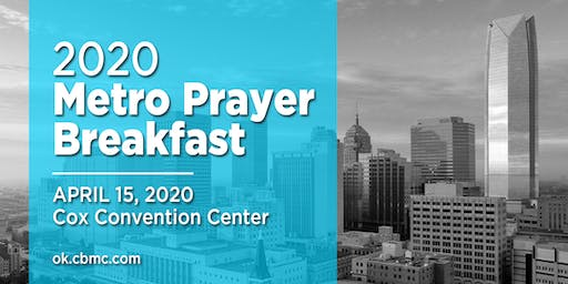 37th Annual Metro Prayer Breakfast