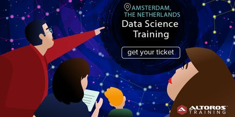Data Science Training with Real-Life Cases: Amsterdam tickets