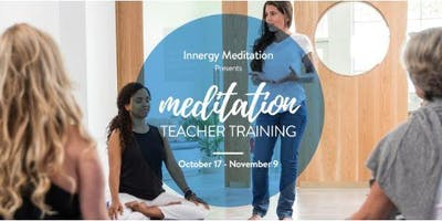 Innergy Meditation Teacher Training