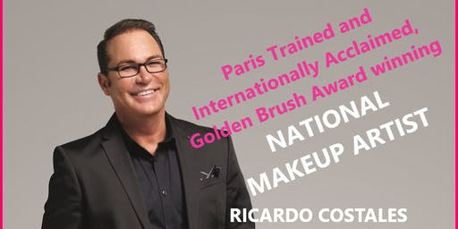 Lancome National Makeup Artist, Ricardo Costales & Team, at Belk Tuscaloosa