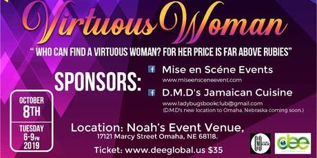 "The LadyBugs BookClub Conference. Theme ""Virtuous Woman."" tickets"