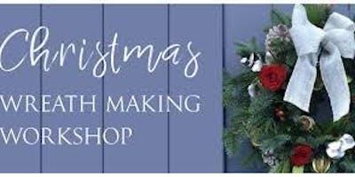 Primrose Foundation Christmas wreath making event