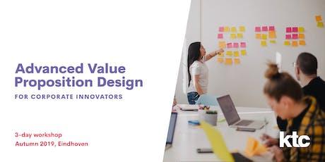 Advanced  Value Proposition Design - for Corporate Innovators tickets
