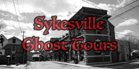 Sykesville Ghost Tour tickets