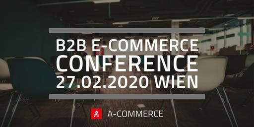 B2B E-Commerce Conference