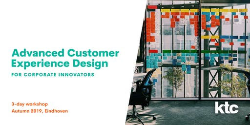 Advanced Customer Experience Design - for Corporate Innovators