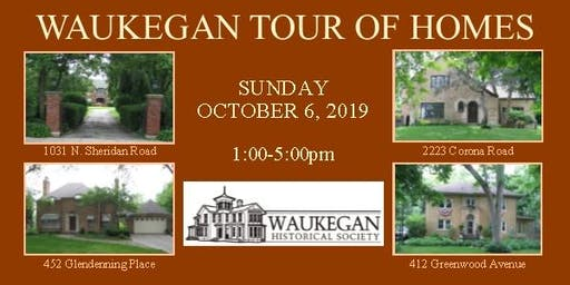 2019 Waukegan Tour of Homes