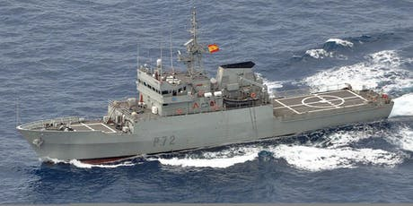 Tour of Spanish Naval Vessel ESPS Centinela Tickets