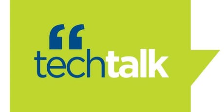 TECH Talk SEPTEMBER 2019 tickets