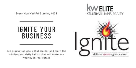 Ignite Your Business tickets