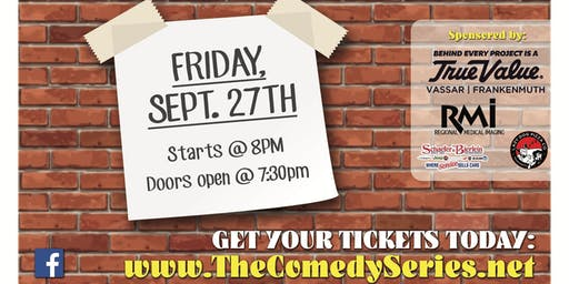 Comedy at the Red Keg (Midland Brewing Co.)