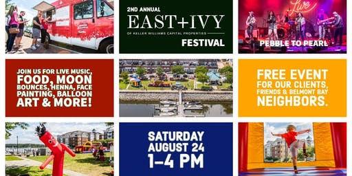 Second Annual East + Ivy Fest