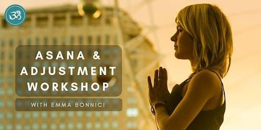 Yoga Masterclass - Alignment & Adjustment