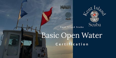Basic Open Water Classroom/Academic Review tickets