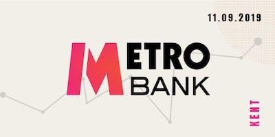 Scale or Fail - Metro Bank, Maidstone