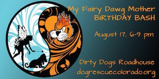 My Fairy Dawg Mother Birthday Bash
