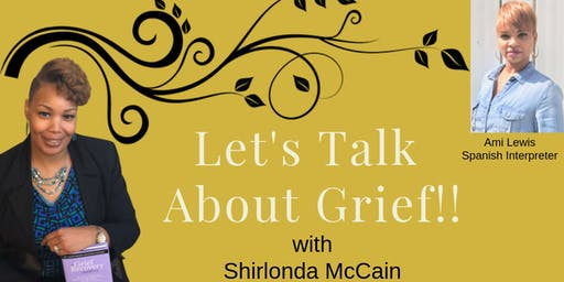 Let's Talk About Grief! (Burke County)