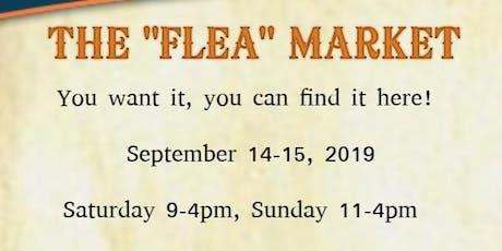 Indoor Flea Market tickets