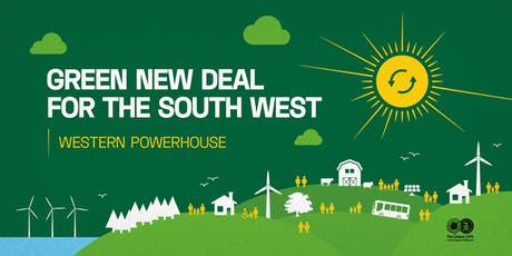 Green New Deal for the South West - Plymouth tickets