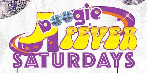 Boogie Fever Saturdays
