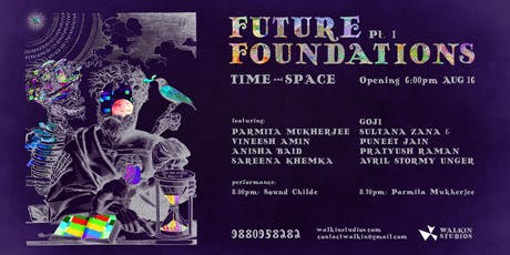 Future Foundations Part 1: Time and Space tickets